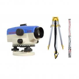 Niwelator optyczny Profi System P32 [ZESTAW] Statyw + Łata