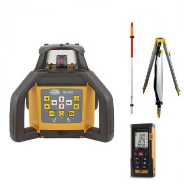 Niwelator Laserowy Nivel System NL500 Zestaw Promocyjny