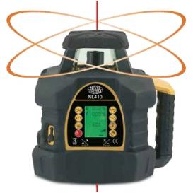 Niwelator Laserowy Nivel System NL410