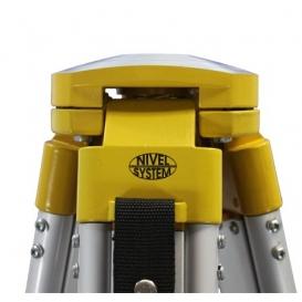 Nivel System SJJ1D - Statyw aluminiowy z głowicą płaską