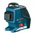 Laser krzyżowy BOSCH GLL 2-80 Professional + Statyw BS 150