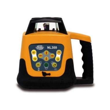 Niwelator Laserowy Nivel System NL300 [ZESTAW]