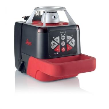 Niwelator Laserowy Leica Roteo 35WMR [ZESTAW] Statyw + łata laserowa