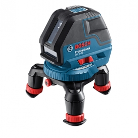 Laser krzyżowy BOSCH GLL 3-50 Professional + L-BOXX