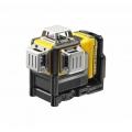 Laser samopoziomujący DeWALT DCE089D1R - 3 wiązki 360°